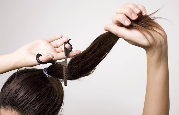 Como cortarse el cabello
