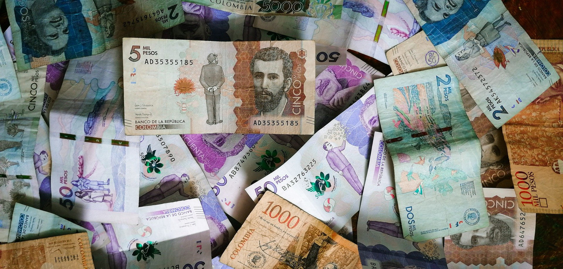 Moneda colombiana