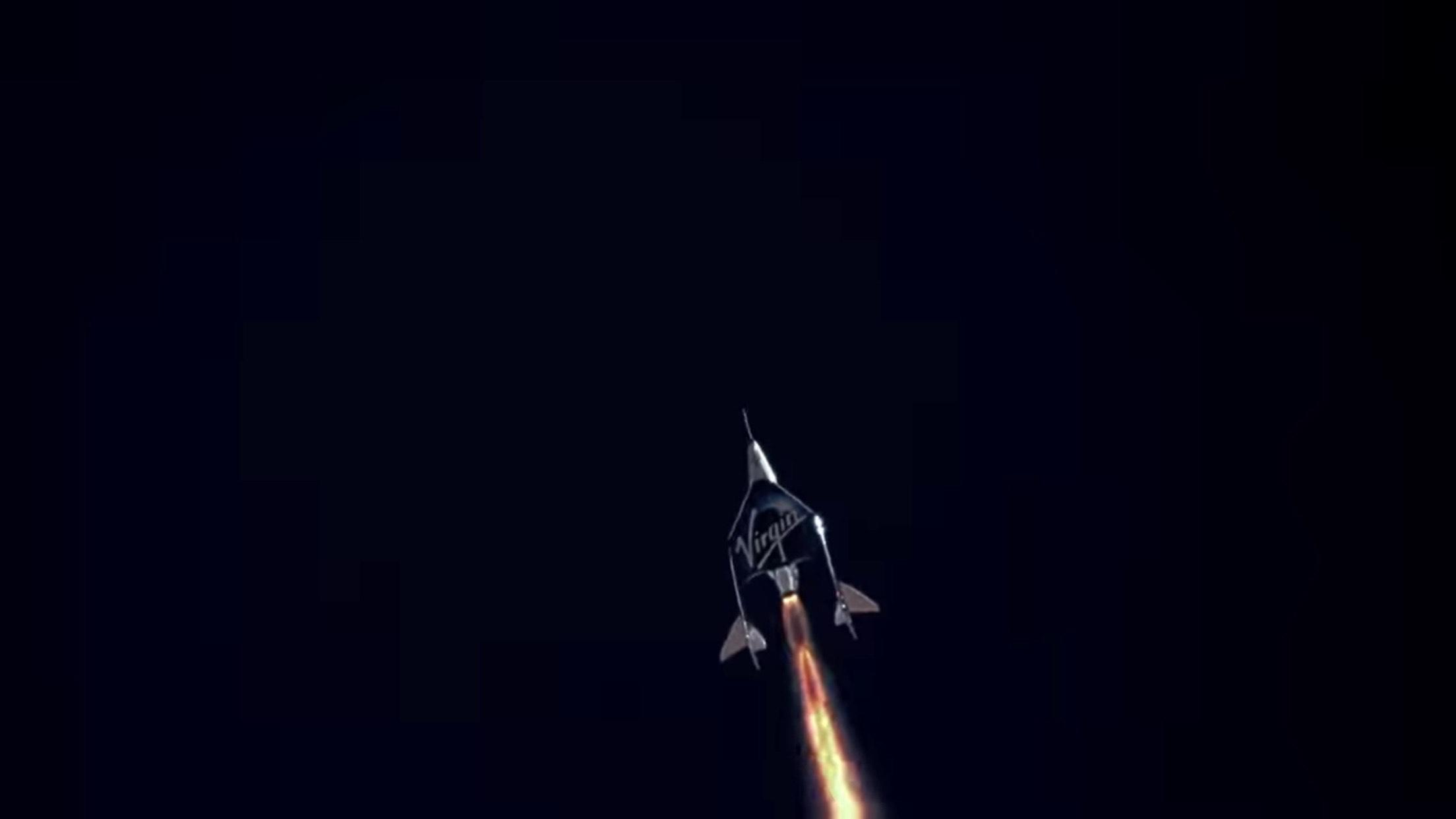 nave viajes al espacio