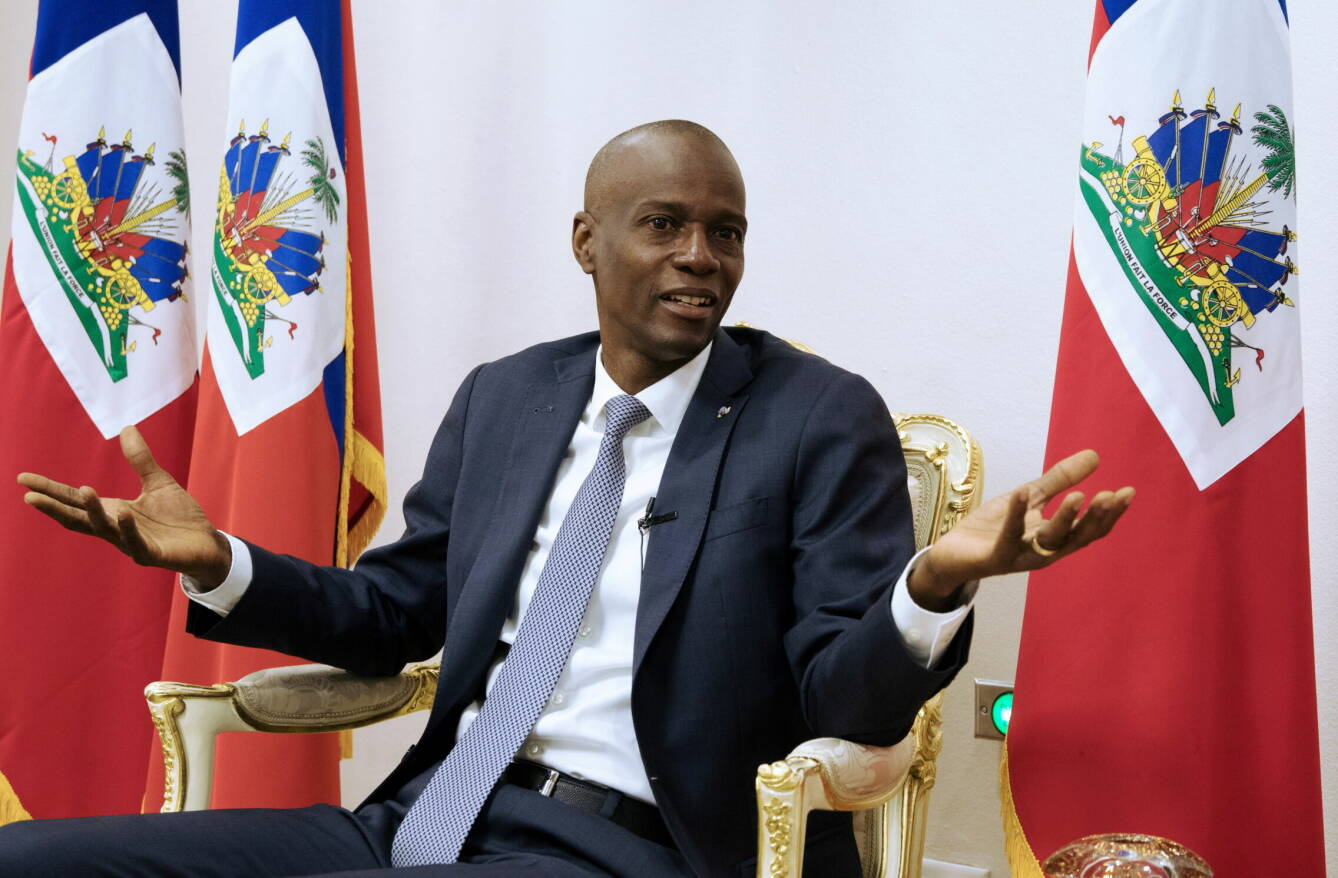file-photo-haiti-s-president-jovenel-moise-speaks-during-an-interview-with-reuters-at-the-national-palace-of-port-au-prince-haiti-january-11-2020-reuters-valerie-baeriswyl-file-photo
