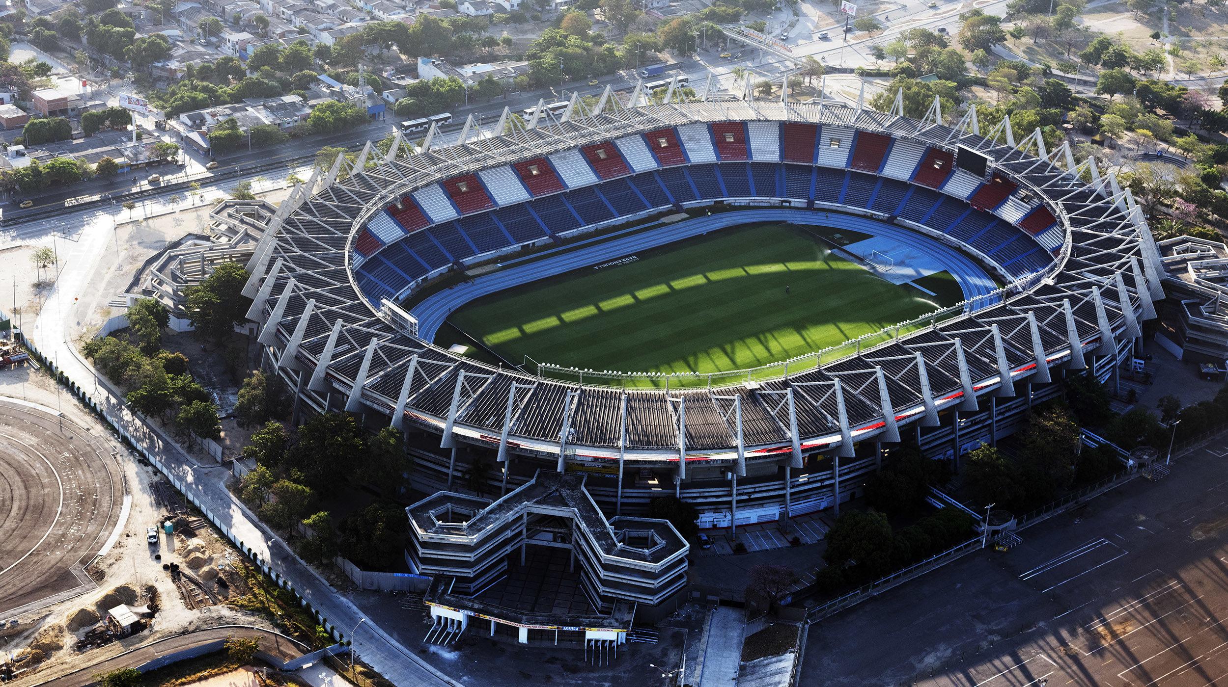 El mejor estadio de Colombia